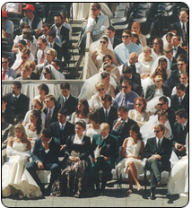 An Audience With Pope John Paul II Vatican Rome